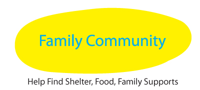 Help Find Shelter, Food, Family Support