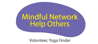 Volunteer, Yoga Finder
